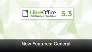 LibreOffice 5.3©LibreOffice/Screenshot YouTube