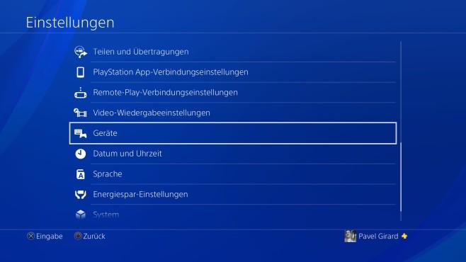 PS4-Firmware 4.50: So nutzen Sie die externe Festplatte©Sony