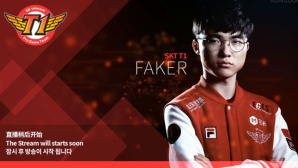 Faker: Twitch©Twitch / Faker