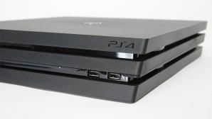 PlayStation 4 Pro©Sony