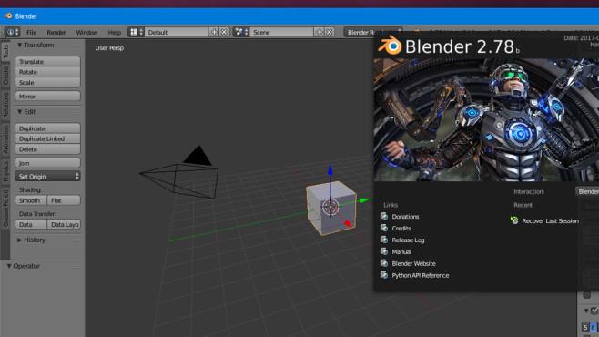 Blender: Künstliche Animationen kreieren ©COMPUTER BILD