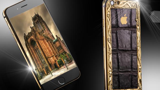 iPhone 7 Master Edition ©Stuart Hughes