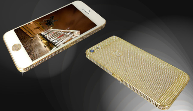 iPhone SE Unique Brilliance Edition ©Goldstriker