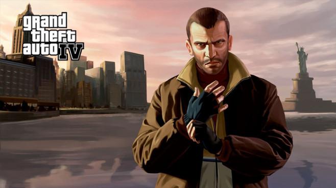 GTA 4: Xbox One©Rockstar Games
