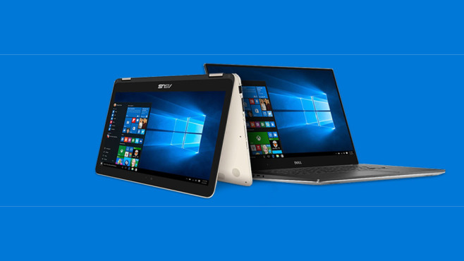 Asus und Dell Laptops©Asus, Dell