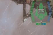 Darkstar One: Das Zeichen informiert über Schutzfunktionen Ihres Schiffs.