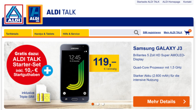 Aldi Talk©Aldi Talk