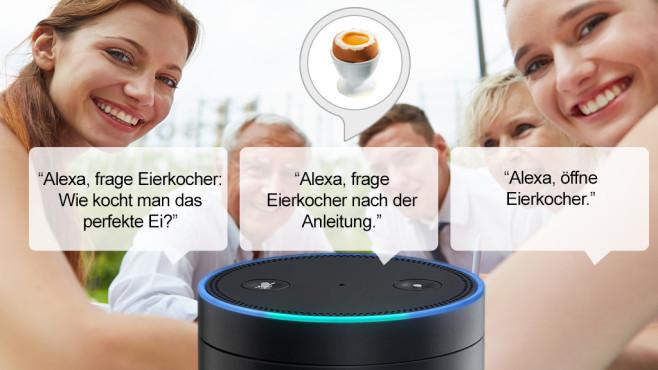 Die besten Amazon Alexa-Skills ©Amazon