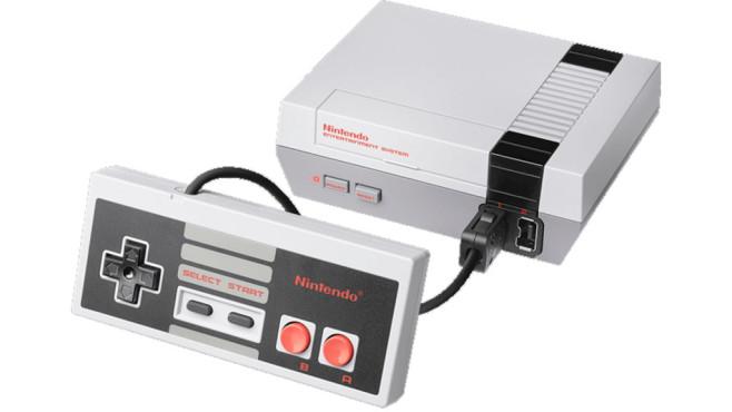 Nintendo Classic Mini: Produktionsstopp©Nintendo