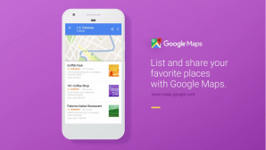 Google Maps Listenfunktion©Google