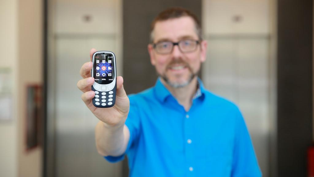 Nokia 3310 (2017): Test, Preis, Daten - COMPUTER BILD