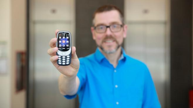 Nokia 3310©COMPUTER BILD
