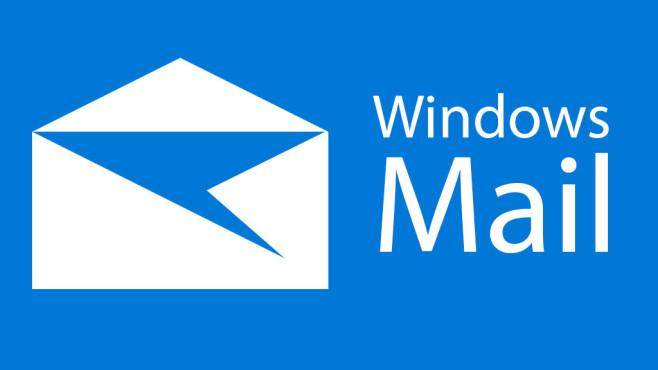 Windows Mail Logo©Microsoft