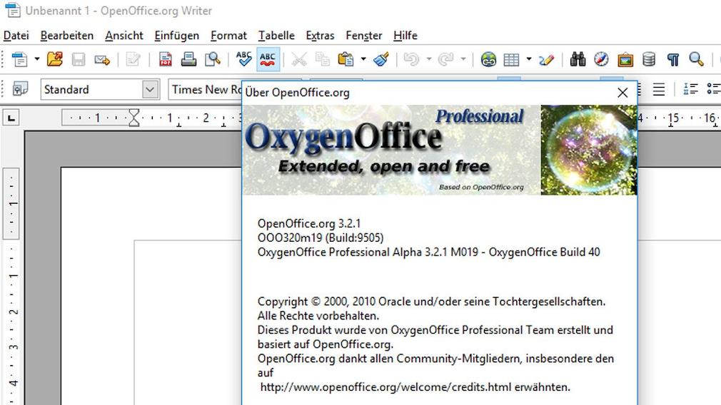 OpenOffice & LibreOffice Writer: So tippt es sich von selbst Eine Sonderstellung nimmt OxygenOffice Pro ein, welches die Orthographie ignoriert.