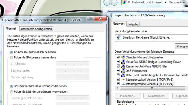 DNS-Manipulation zurücknehmen ©COMPUTER BILD