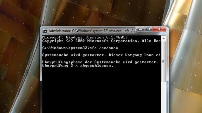 Systemdateien wiederherstellen ©COMPUTER BILD