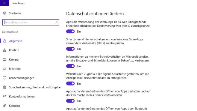 Windows 10: Werbe-Popups & Co. loswerden ©COMPUTER BILD