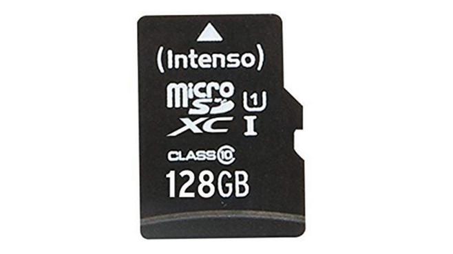 Intenso microSDXC 128GB Class 10 (3423491) ©Intenso