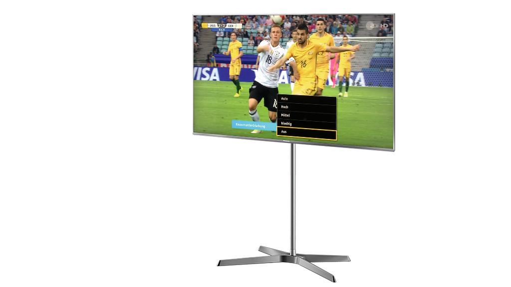 Panasonic EXW784: 4K-Fernseher im Test - AUDIO VIDEO FOTO BILD