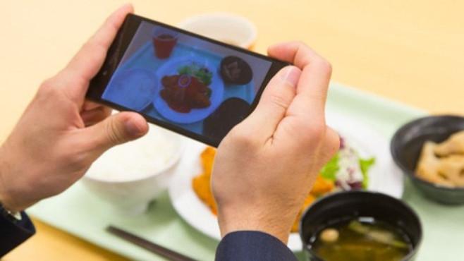 Sony Lebensmittel App©Sony