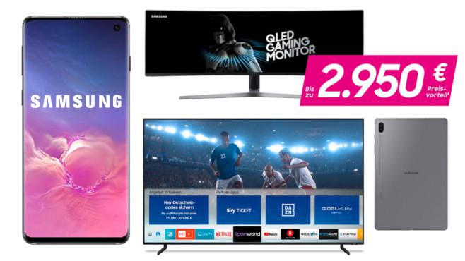 Samsung Dream-Team Deals©Samsung