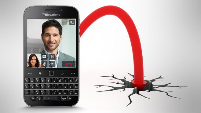 Blackberry©BlackBerry, Onypix – Fotolia.com