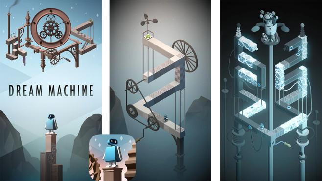 Dream Machine – Das Spiel ©GameDigits Ltd
