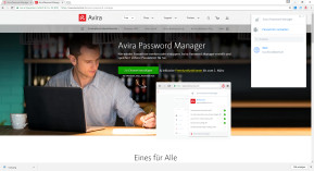 Avira Password Manager für Chrome