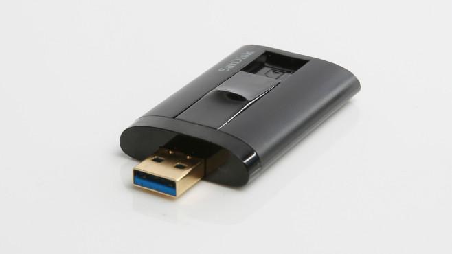 Sandisk Extreme PRO USB ©COMPUTER BILD