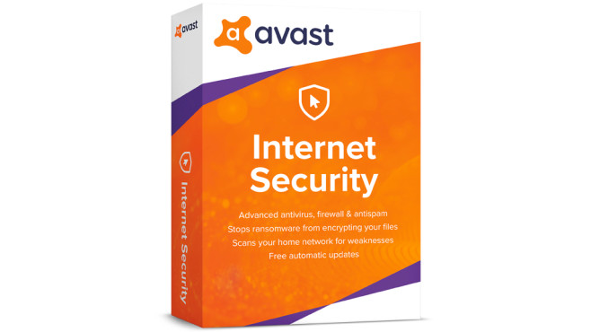 Avast Internet Security © Avast