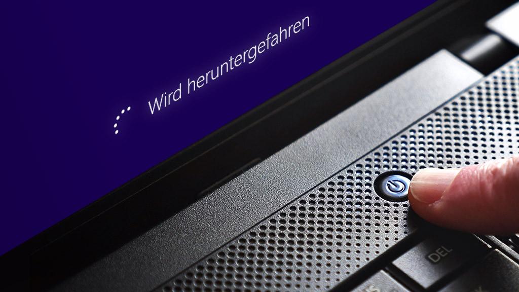 Windows Herunterfahren Zerstört Ssds Computer Bild