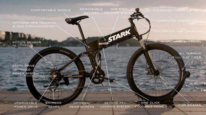 Stark Drive: Funktionen©Stark Drive LLC