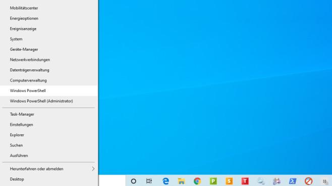 Einfache PowerShell-Befehle: 36 Tipps für Windows – so arbeiten Sie wie ein Profi©COMPUTER BILD