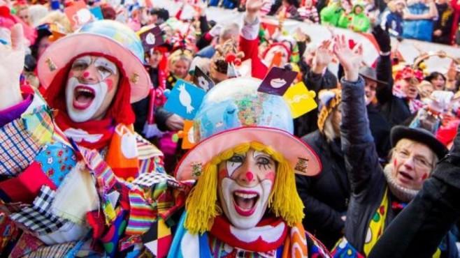 Karneval in Köln©dpa-Bildfunk