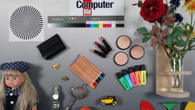 Sony Xperia XA1 Ultra Testbild©COMPUTER BILD