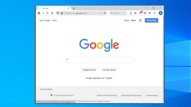 Feuerfuchs-Download, Donnervogel & Co.: Die besten Tier-Downloads Waterfox ist ein Firefox-Konkurrent, wobei der Client auf seinem Vorbild basiert.©COMPUTER BILD