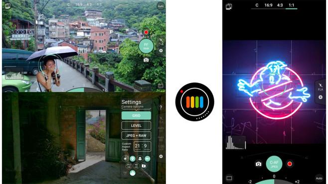 ProShot – RAW, DSLR Controls & Video ©Rise Up Games