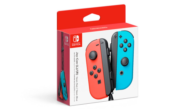 Nintendo Switch: Joy-Con © Nintendo