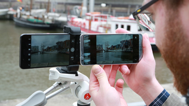 Huawei P10 Plus im Test©COMPUTER BILD