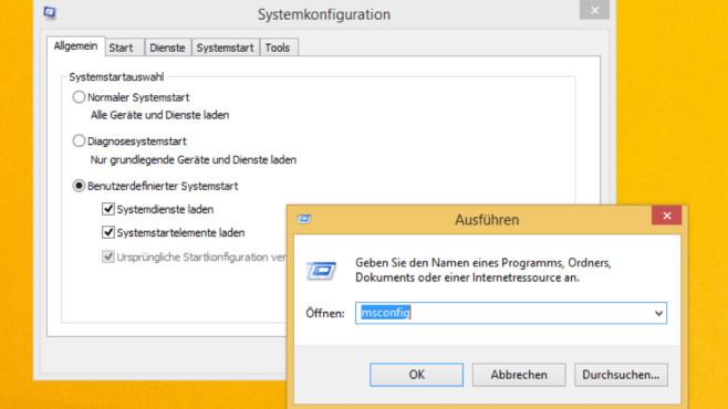 """MSconfig: Tipps zu verborgenen Bordmittel-Schätzen Das in Windows enthaltene MSconfig ist versteckt und macht mit einer seiner Registerkarten verborgene Bordmittel-Schätze zugänglich(er). Zum Aufruf drücken Sie Windows-R für den Ausführen-Dialog, dort tippen Sie msconfig ein – in Fachkreisen verwenden einige Nutzer als Tool-Namen """"MSconfig"""", Microsoft bezeichnet das Programm als """"Systemkonfiguration"""" und """"Systemkonfigurations-Hilfsprogramm."""" Zum Zusammenstellen der folgenden 19 Fotostrecken-Tipps dienten dem Tester Windows 7, 8.1 und 10 (1903, Mai 2019 Update).©Das in Windows enthaltene MSconfig ist versteckt und macht mit einer seiner Registerkarten verborgene Bordmittel-Schätze zugänglich(er).  Zum Aufruf drücken Sie Windows-R für den Ausführen-Dialog, dort tippen Sie msconfig ein – in Fachkreisen verwenden ei"""