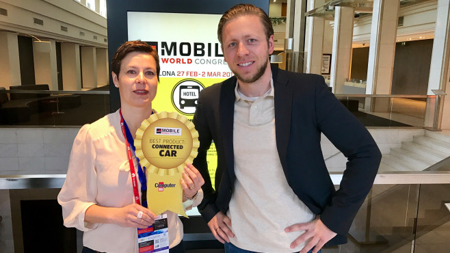Best Product Award Connected Car: FordPass Connect ©COMPUTER BILD