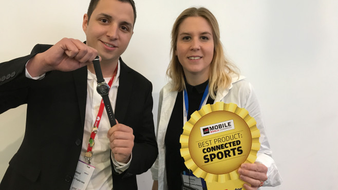 Best Product Award Connected Sports: Withings Steel HR ©COMPUTER BILD