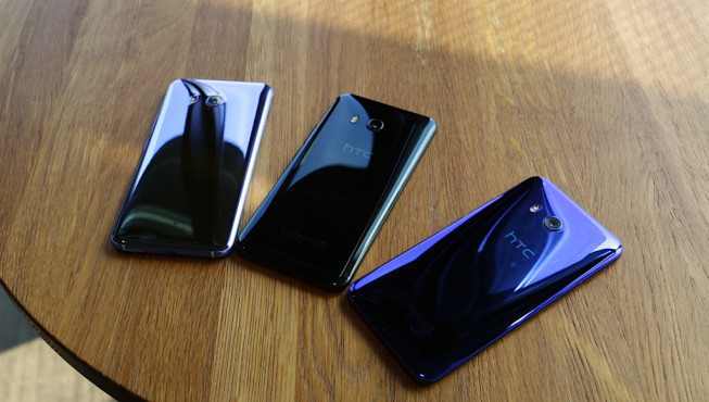 HTC U11: Farbvarianten©COMPUTER BILD