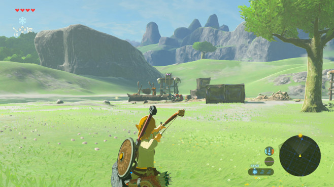 "Das erwartet Sie in ""Zelda – Breath of the Wild!"" © Nintendo"
