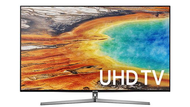 Samsung Premium UHD: MU8009.©Samsung