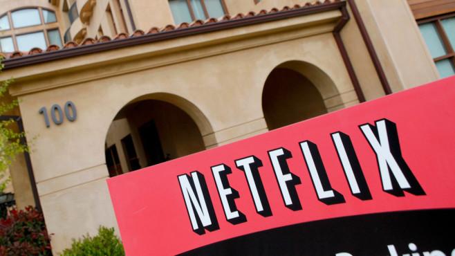 Netflix: Logo©AFP / gettyimages