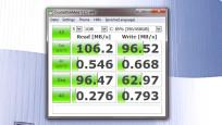 CrystalDiskMark: Geschwindigkeiten abklopfen©COMPUTER BILD