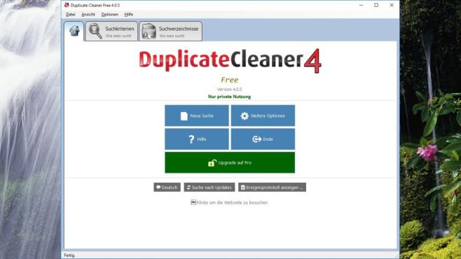 Duplicate Cleaner Free: Doppelte Dateien aufspüren ©COMPUTER BILD