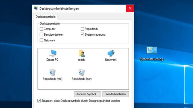 Desktop-Verweis/-Verknüpfung ablegen ©COMPUTER BILD