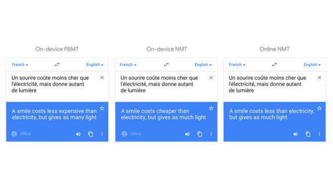 Google Translate: Übersetzung©Google